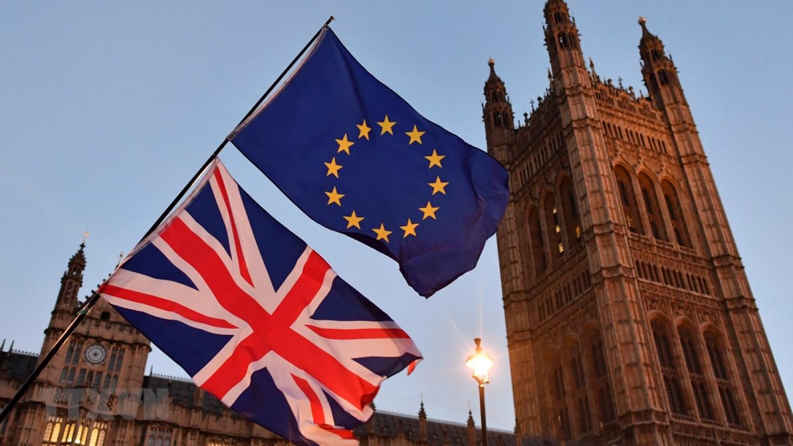 Anh thừa nhận mối quan hệ khó khăn với EU hậu Brexit