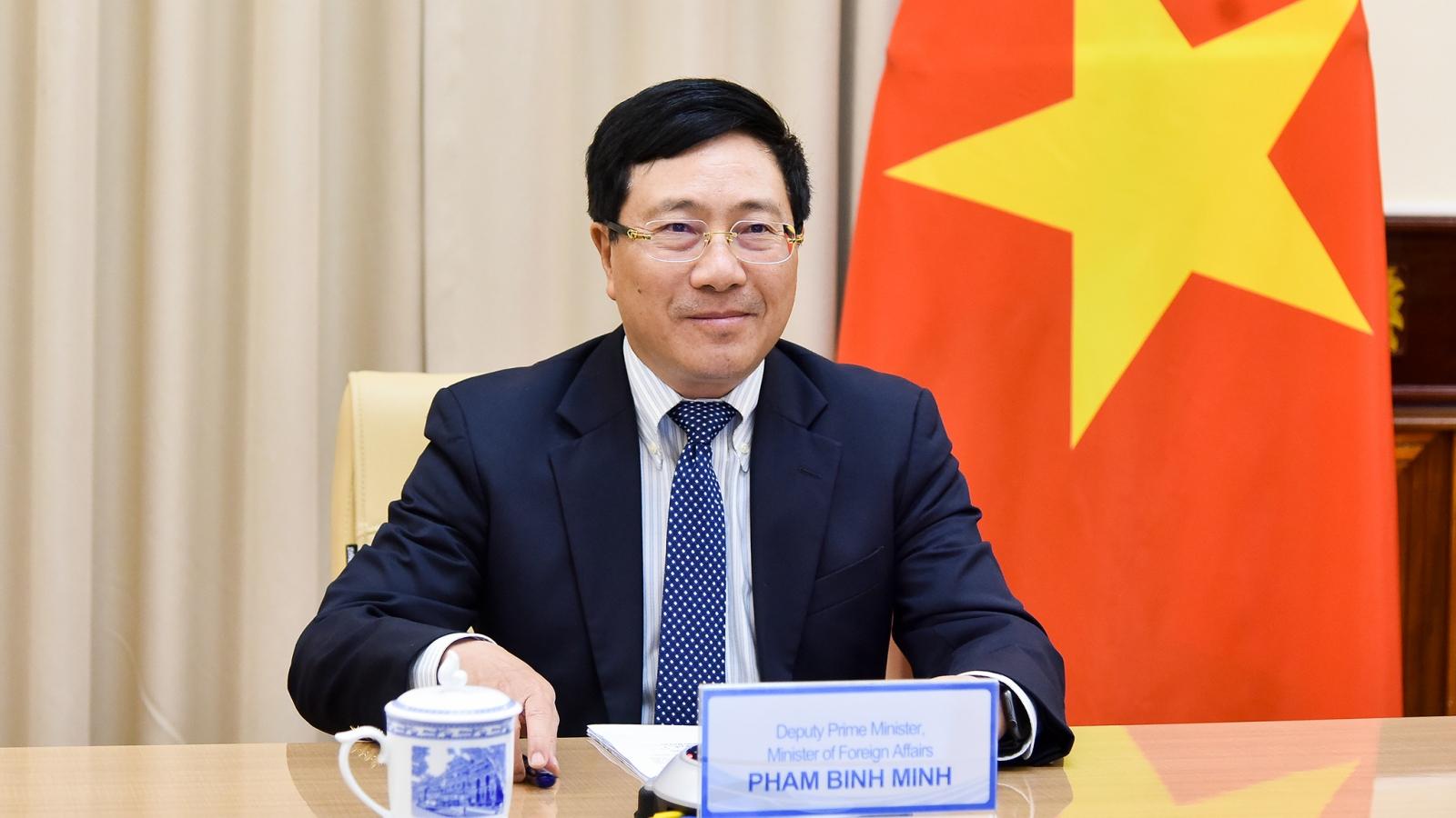 Việt Nam và Na Uy trao đổi khả năng tăng cường hợp tác