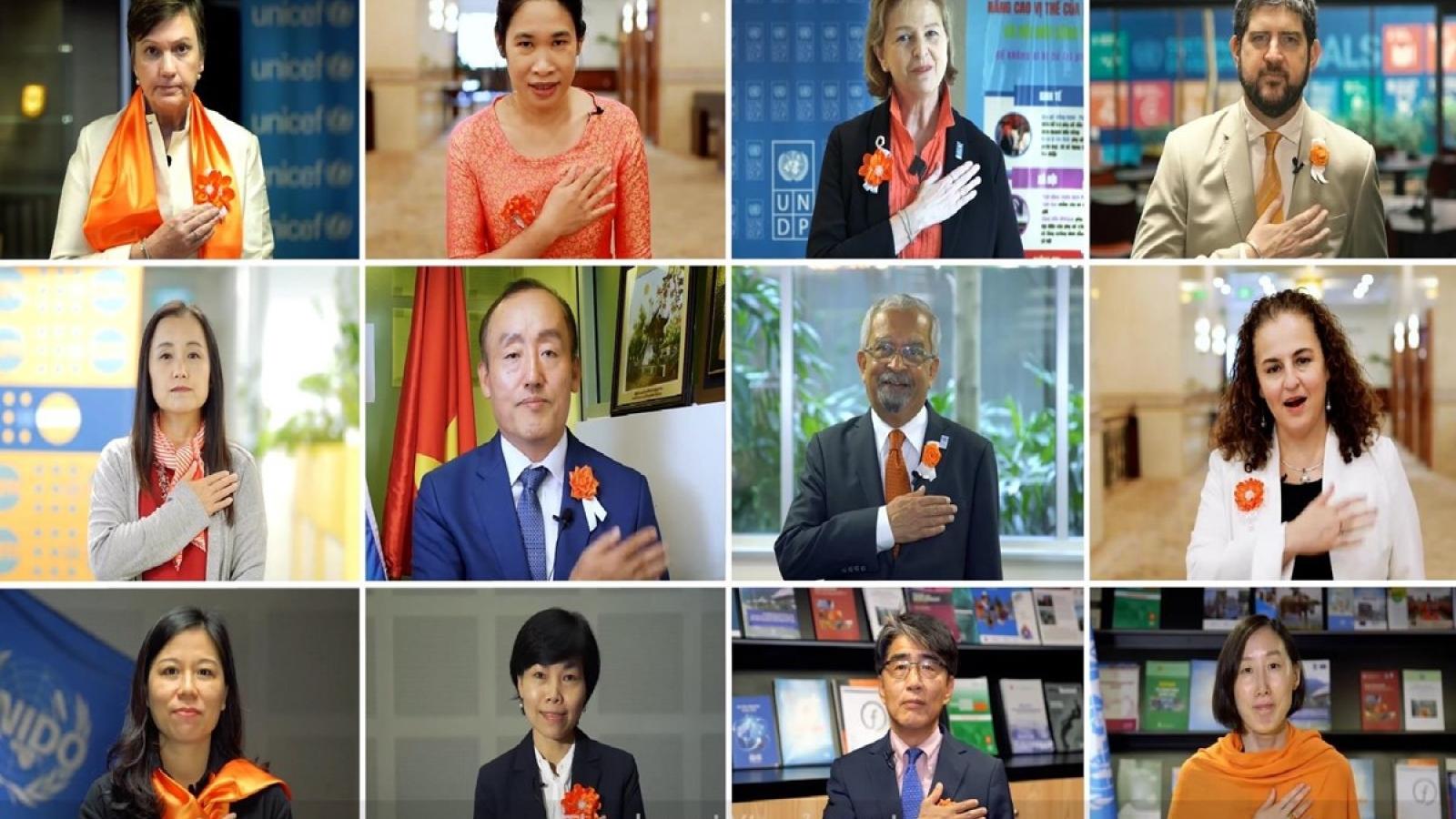 UN thanks Vietnam for halting gender-based violence