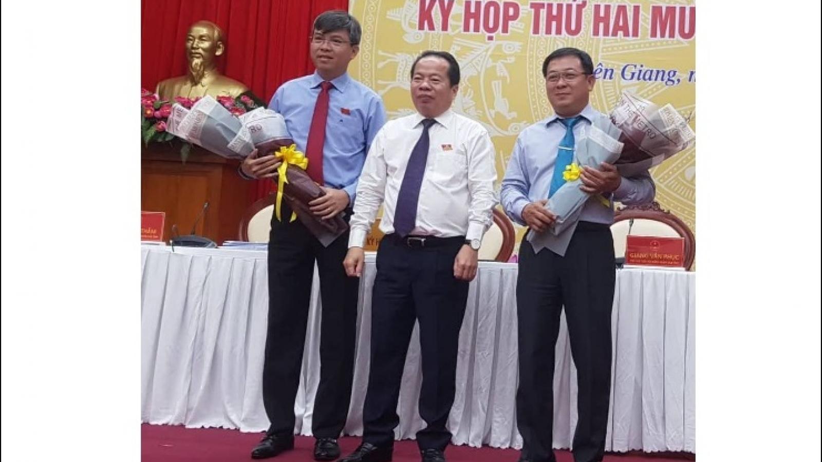 Bầu bổ sung thêm 1 Phó chủ tịch UBND tỉnh Kiên Giang