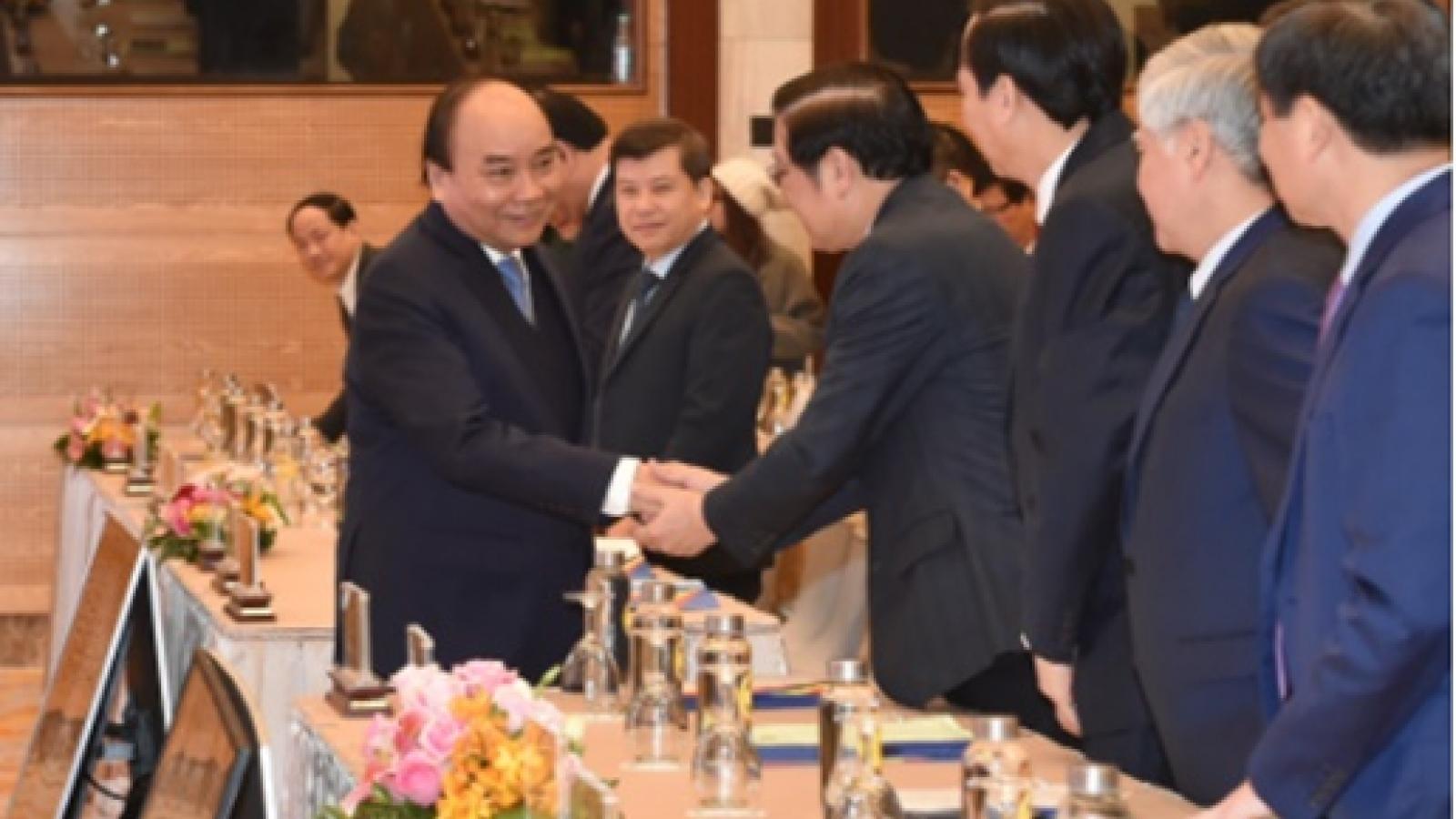 Thủ tướng: Thể chế pháp luật lạc hậu sẽ kìm hãm sự phát triển đất nước