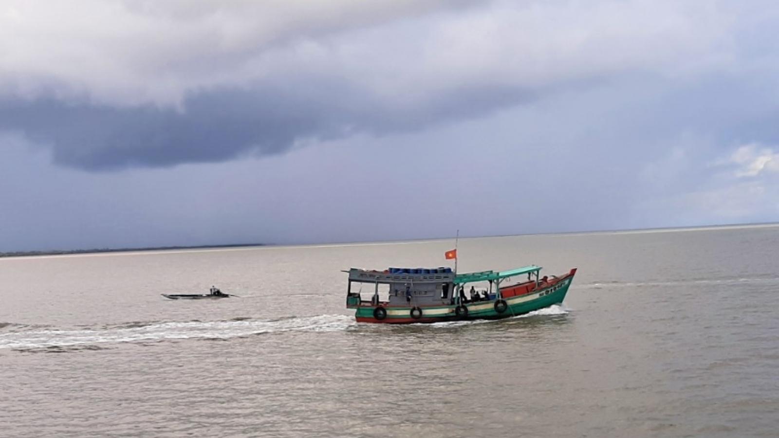 Phát hiện 54 người nhập cảnh trái phép bằng đường biển tại Cà Mau
