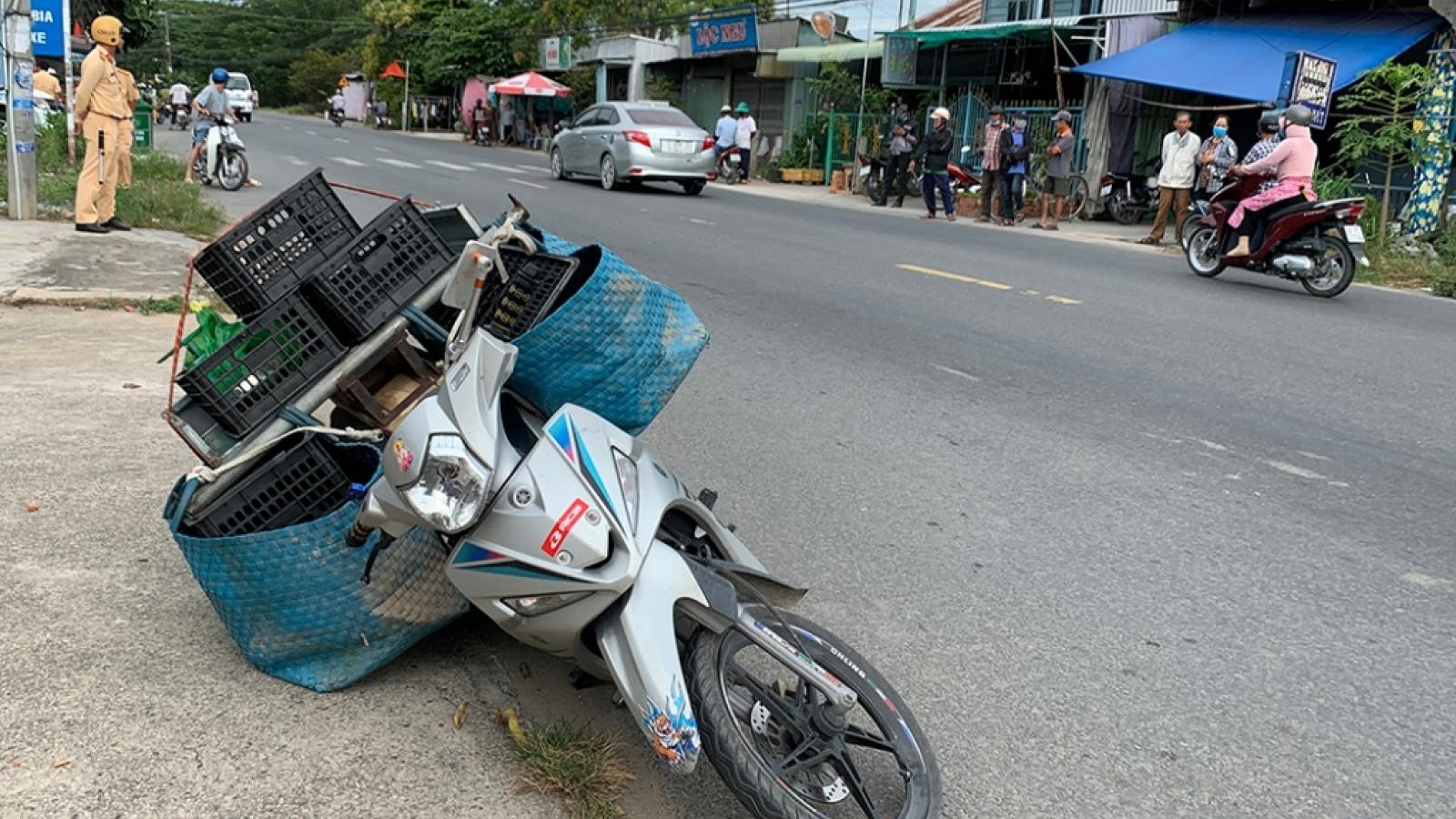 Bắt quả tang vụ vận chuyển hơn 16 kg nghi cần sa tại An Giang