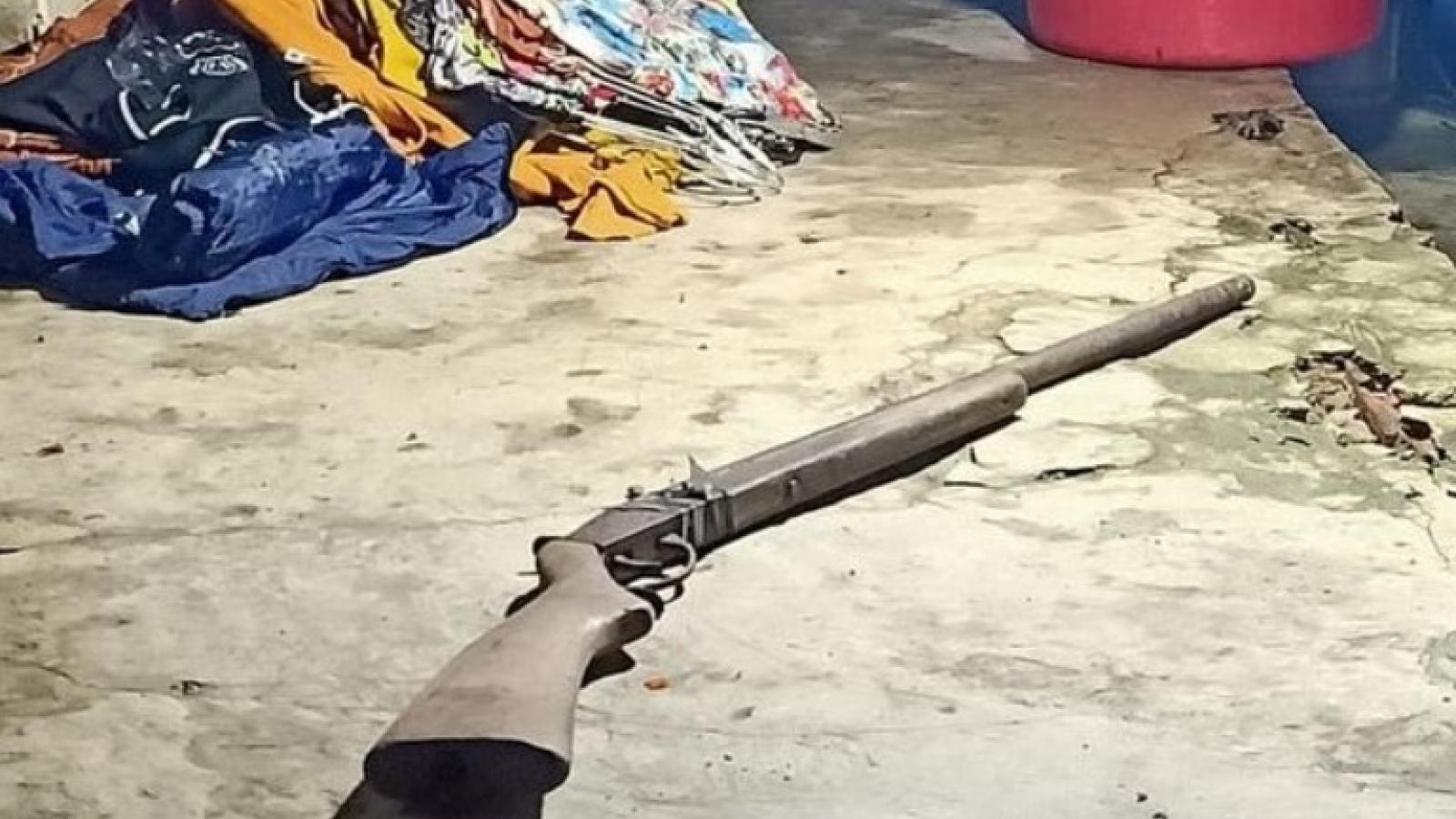 Phát hiện thi thể người đàn ông gây ra 2 vụ nổ súng liên tiếp ở Quảng Nam