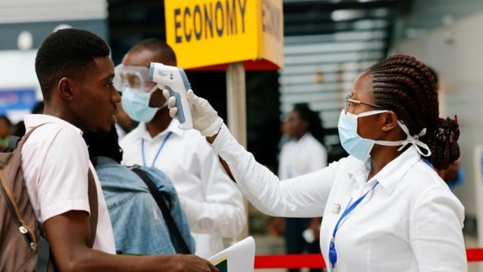 Số ca mắc Covid-19 tại Nam Phi vượt quá 1 triệu người