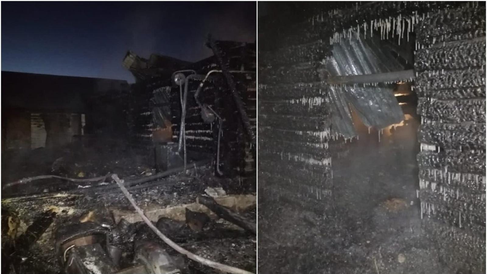Cháy nhà dưỡng lão tại Nga, 11 người cao tuổi thiệt mạng
