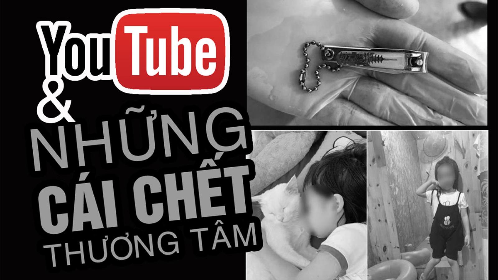 Những cái chết thương tâm do bắt chước YouTube