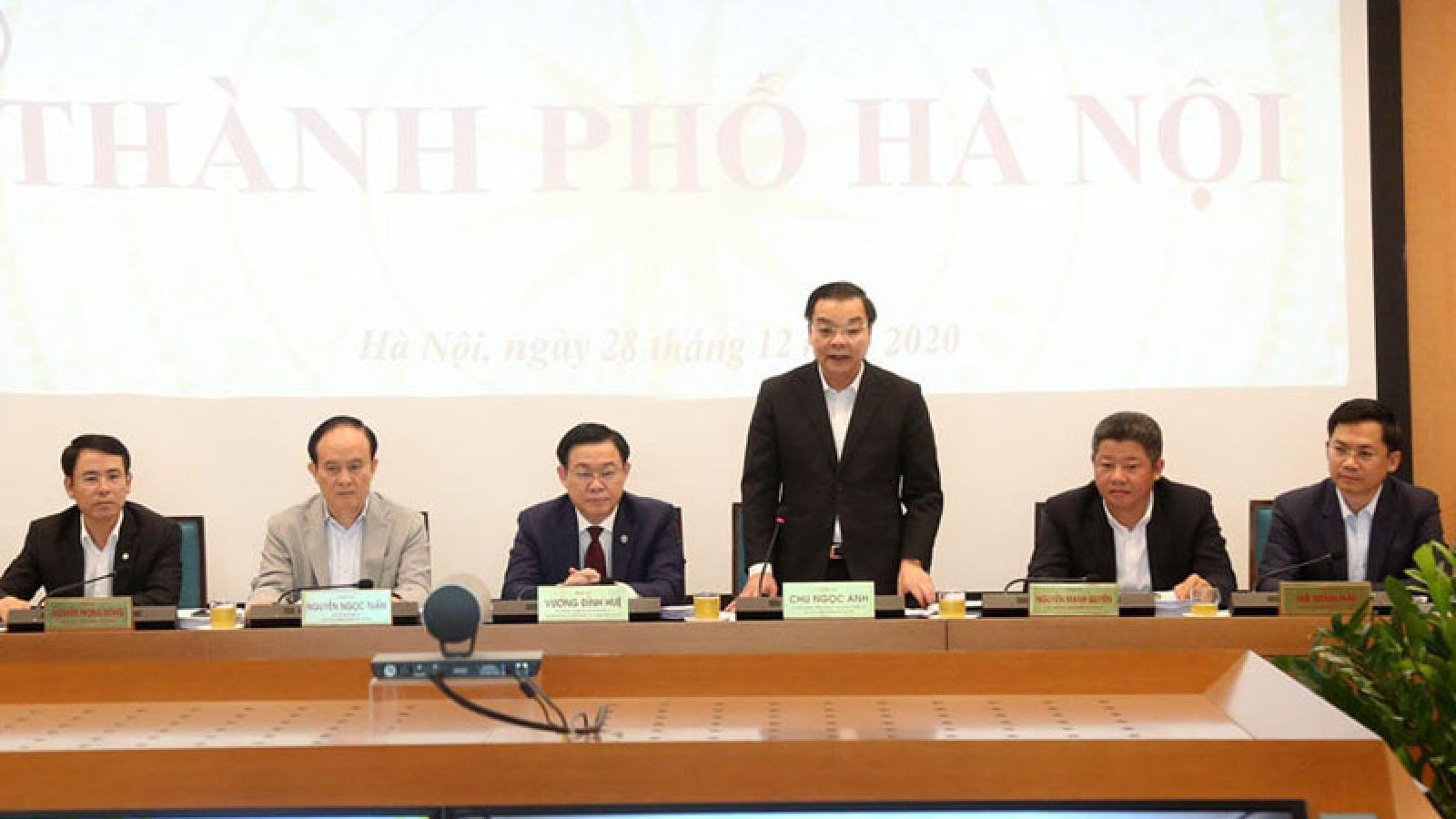 Hà Nội sẽ điều chỉnh tổng thể Quy hoạch chung xây dựng Thủ đô