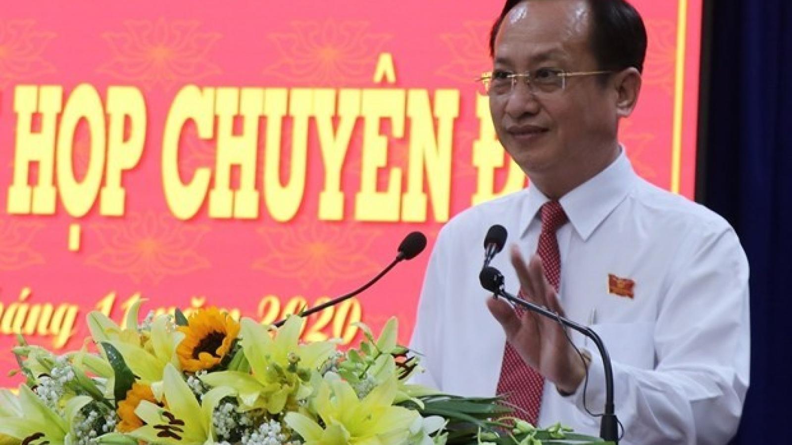 Thủ tướng Chính phủ phê chuẩn nhân sự tỉnh Bạc Liêu, Quảng Ngãi