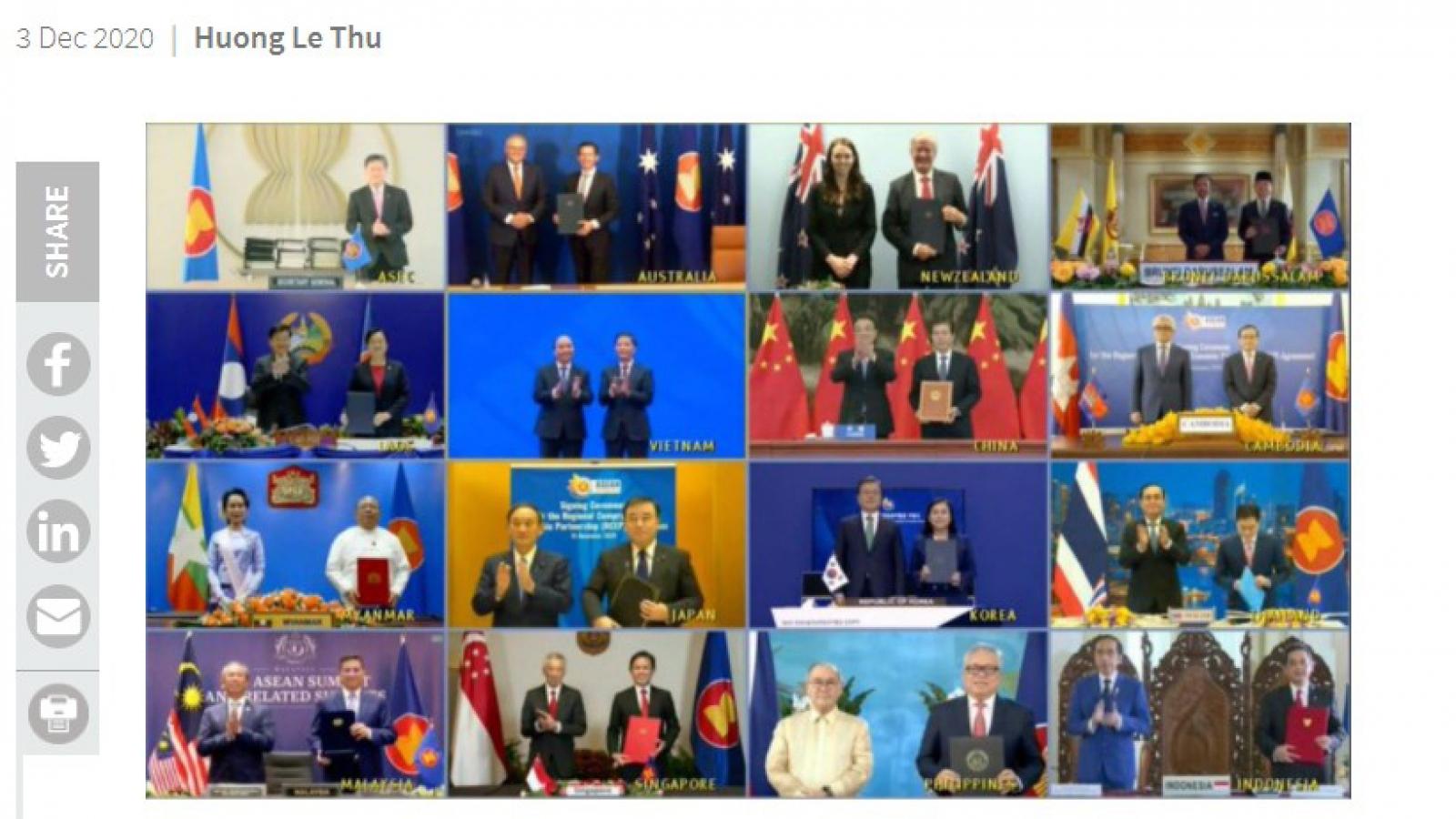 Chuyên gia Australia đánh giá cao vai trò Chủ tịch ASEAN của Việt Nam