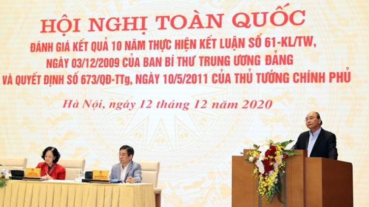 Teleconference reviews 10 years implementing rural development project