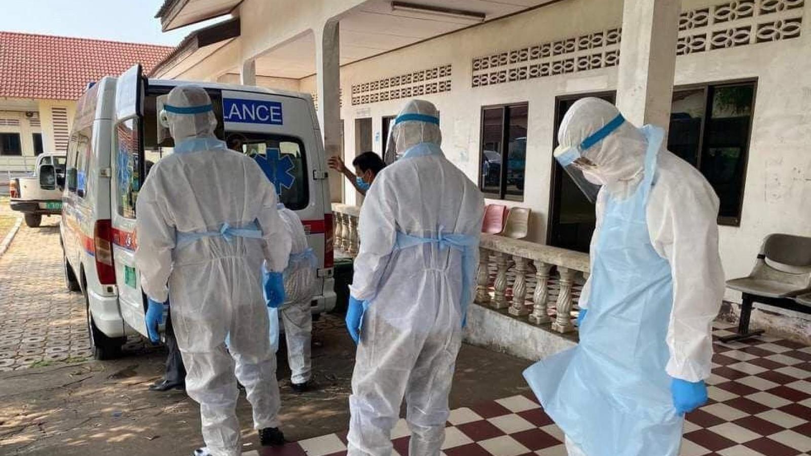 Campuchia phát hiện thêm 2 ca Covid-19 lây nhiễm trong cộng đồng
