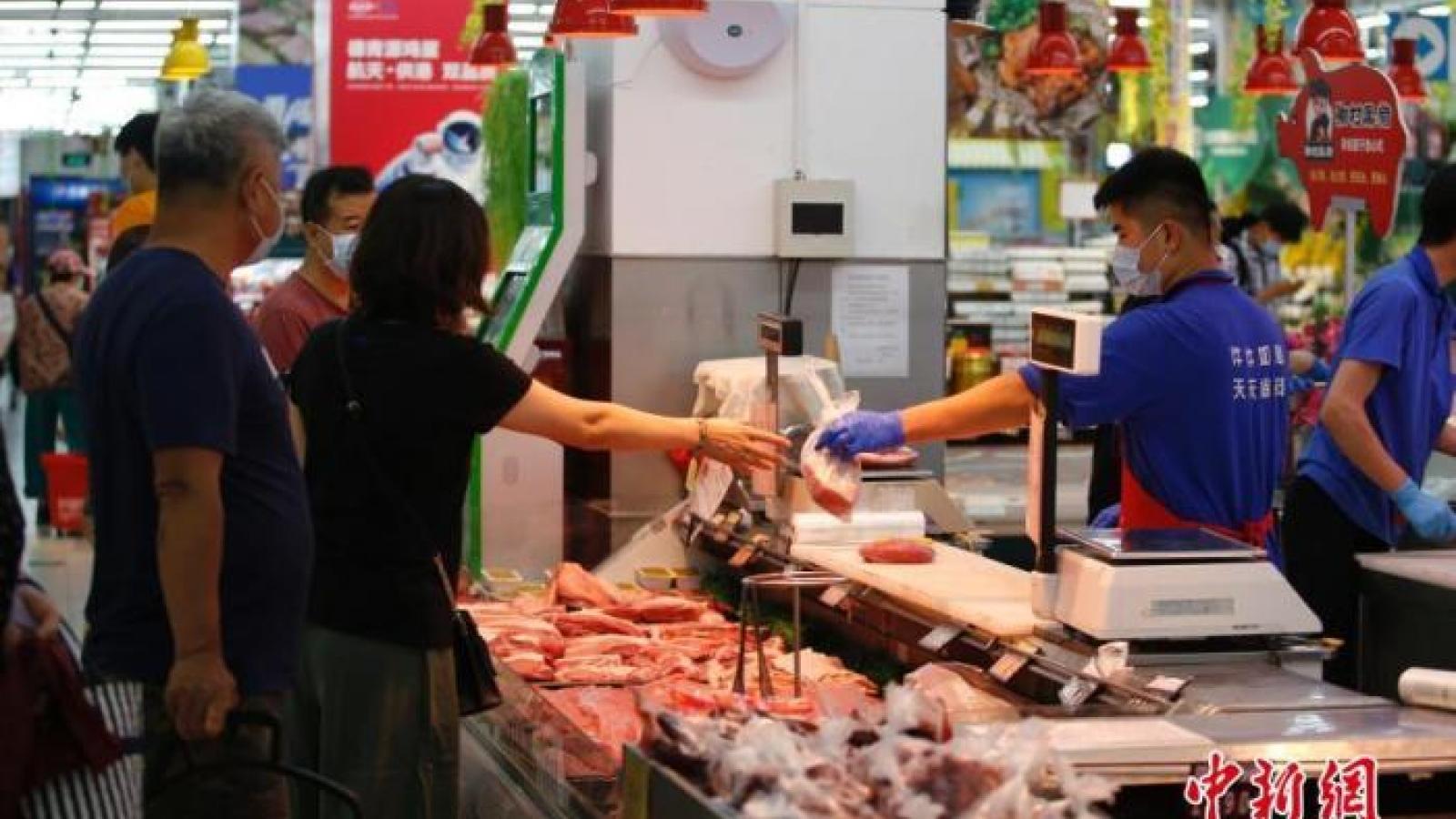CPI của Trung Quốc lần đầu tiên tăng trưởng âm sau 11 năm