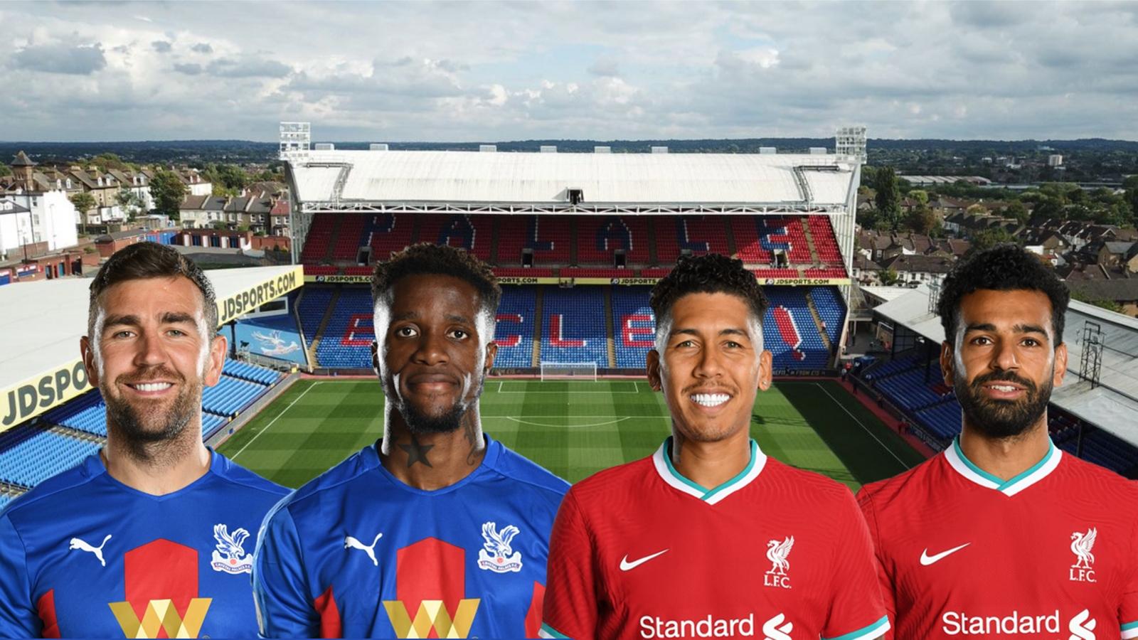 Dự đoán kết quả, đội hình xuất phát trận Crystal Palace - Liverpool