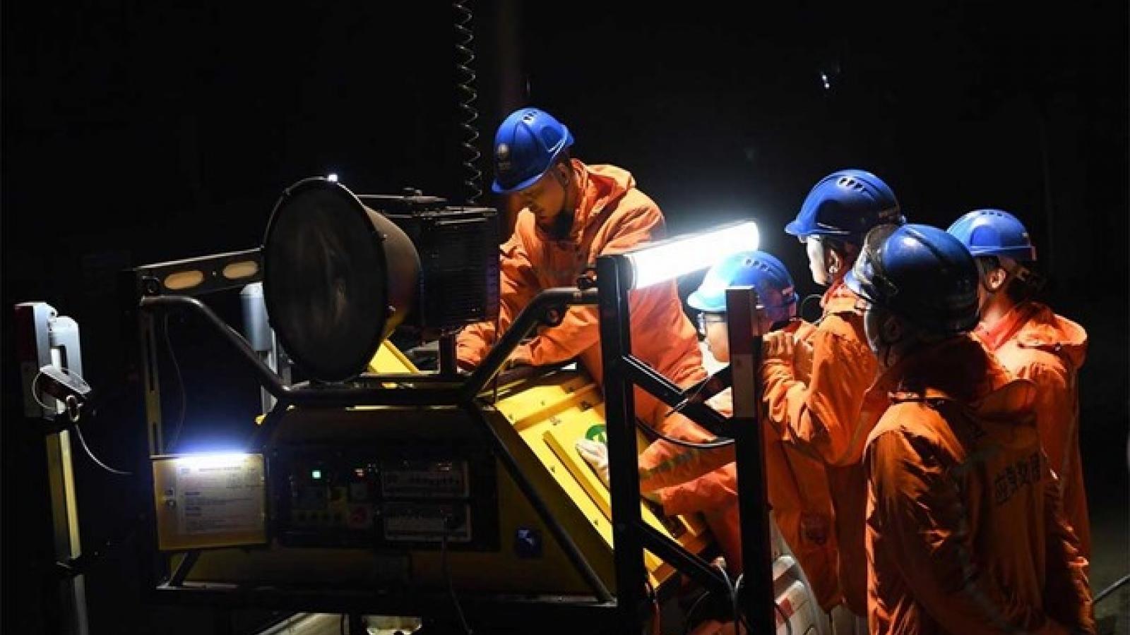 Rò khí CO, 18 thợ mỏ thiệt mạng, 5 người còn mất tích