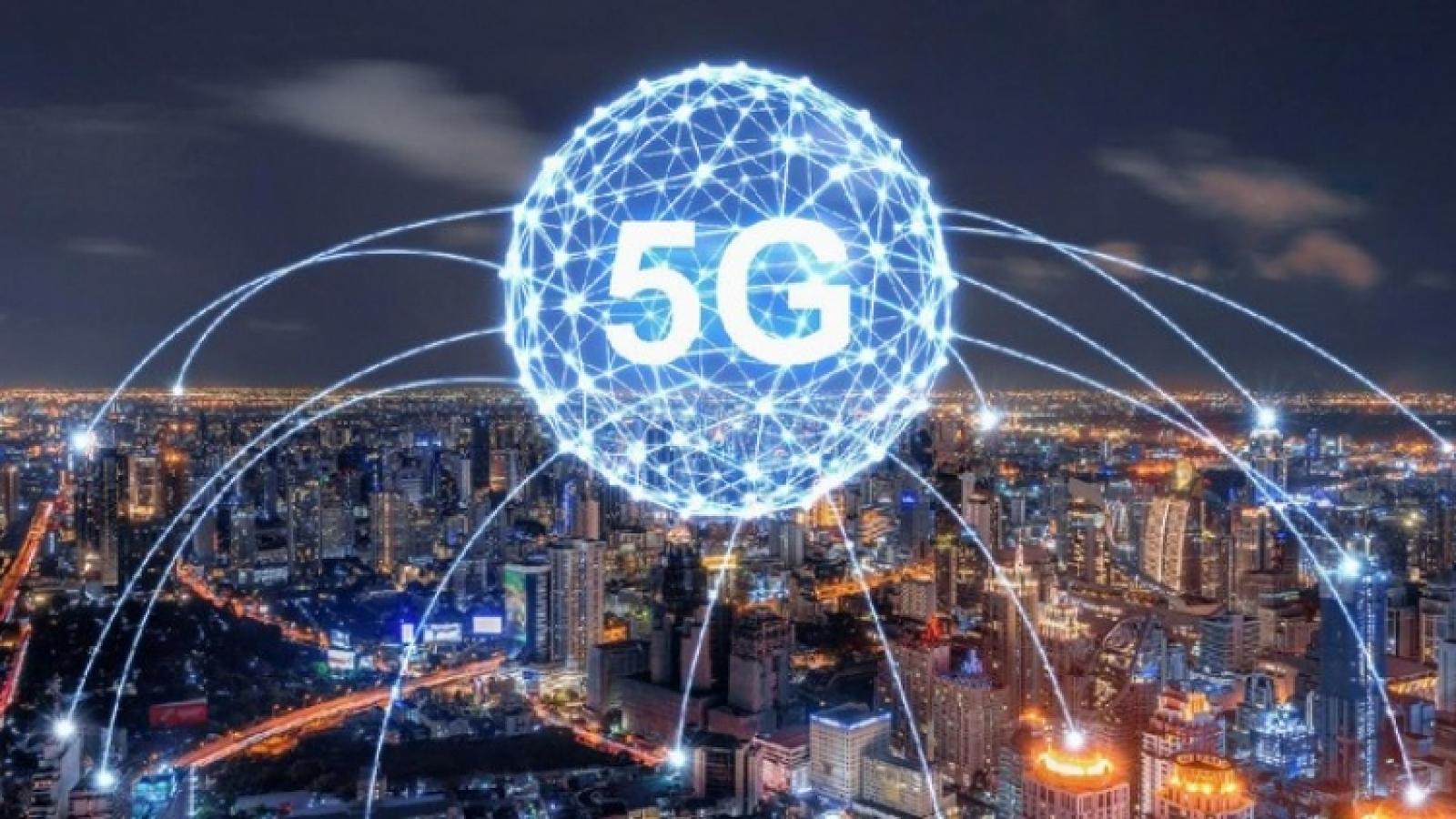 """Việt Nam dẫn đầu """"cuộc chơi"""" công nghệ 5G thương mại"""