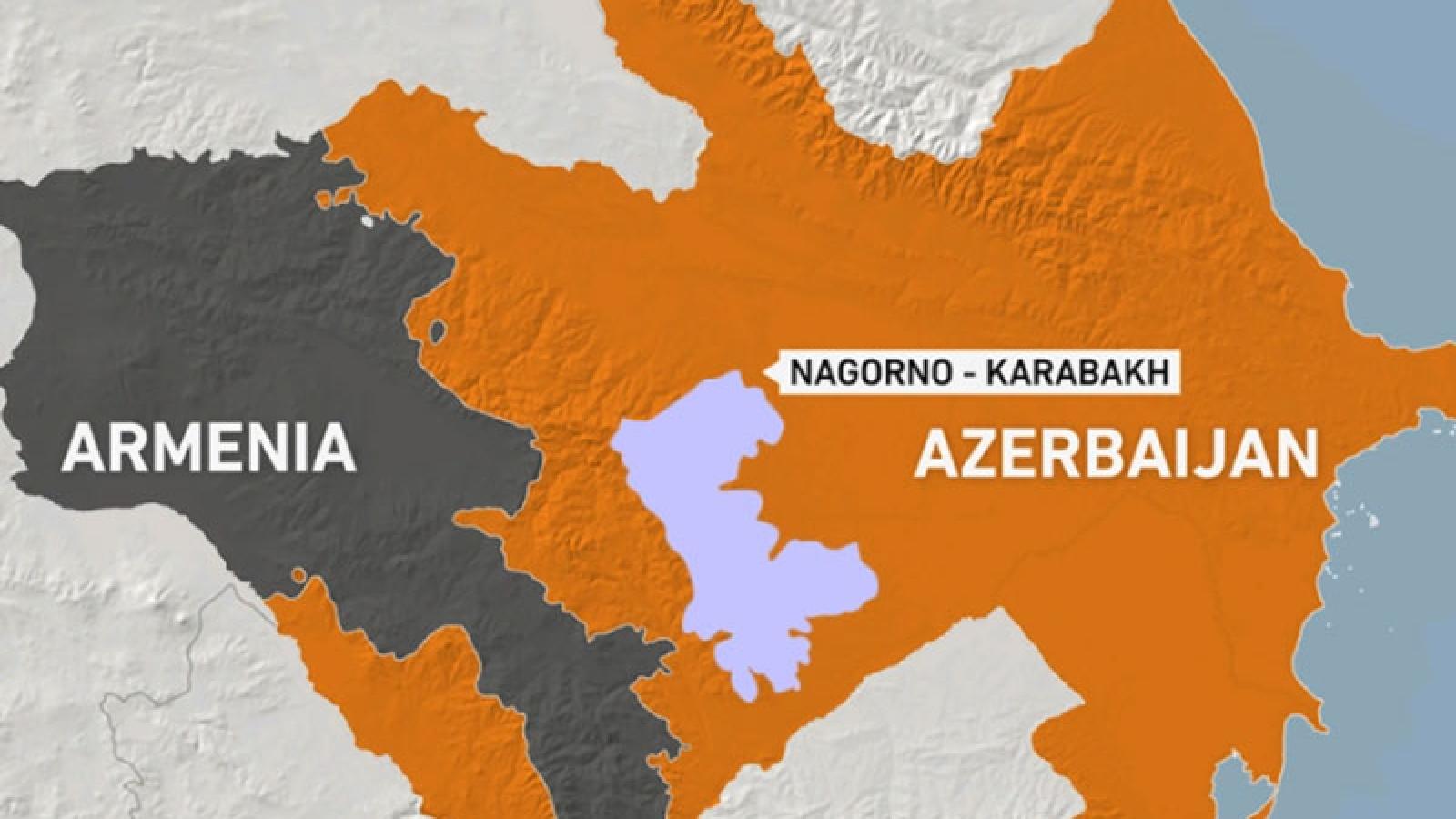 Azerbaijan và Armenia bắt đầu trao đổi tù nhân, con tin