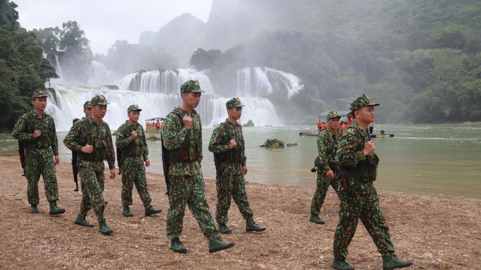 Những người lính thời bình: Luôn là lực lượng nòng cốt, xung kích đi đầu
