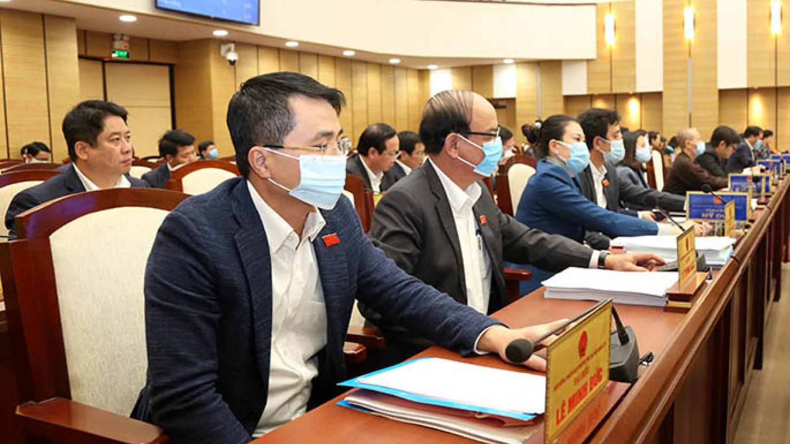 Hà Nội cần hơn 482.000 tỷ đồng đầu tư công trung hạn 5 năm