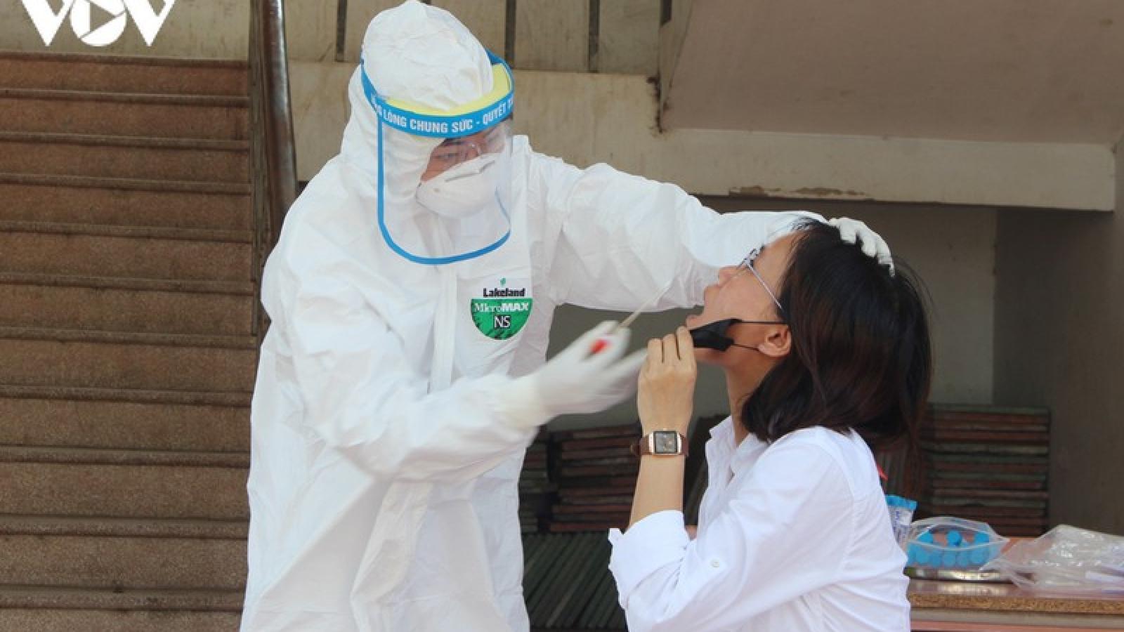 Phát hiện 1 trường hợp tái dương tính với SARS-CoV-2 tại Quảng Bình