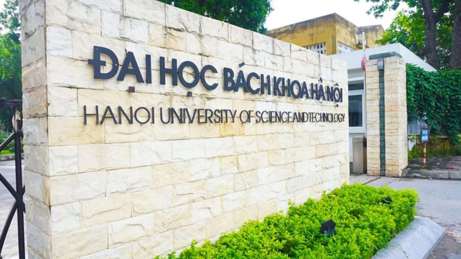Năm 2021, ĐH Bách khoa Hà Nội dự kiến tuyển sinh theo 3 phương thức