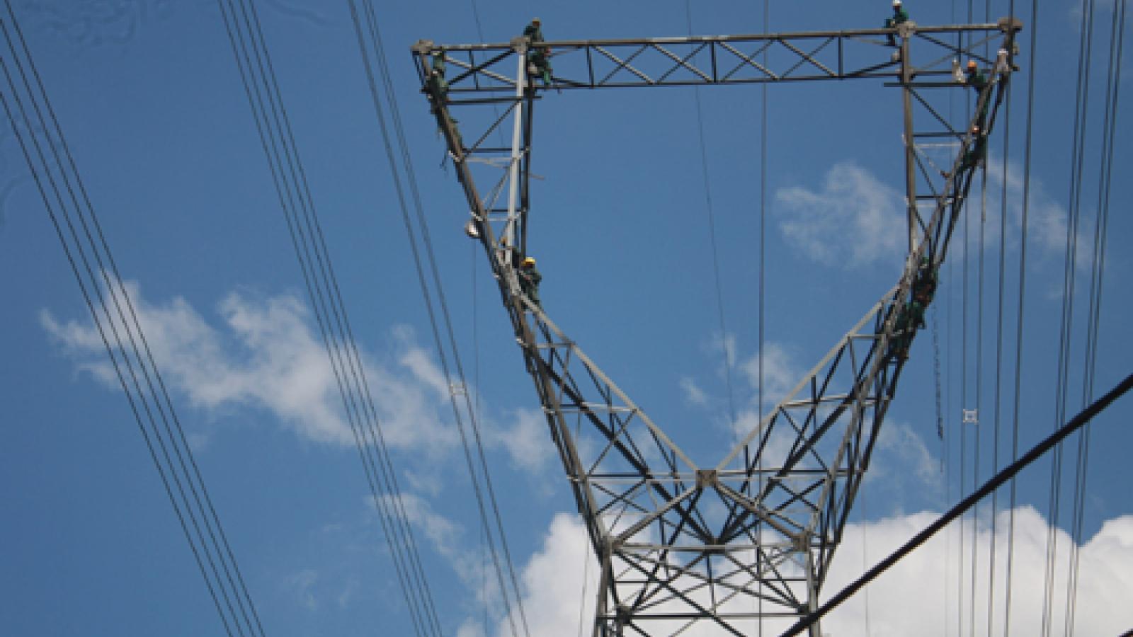 Phát triển năng lượng quốc gia: Chú trọng tính quy trì, ổn định liên tục