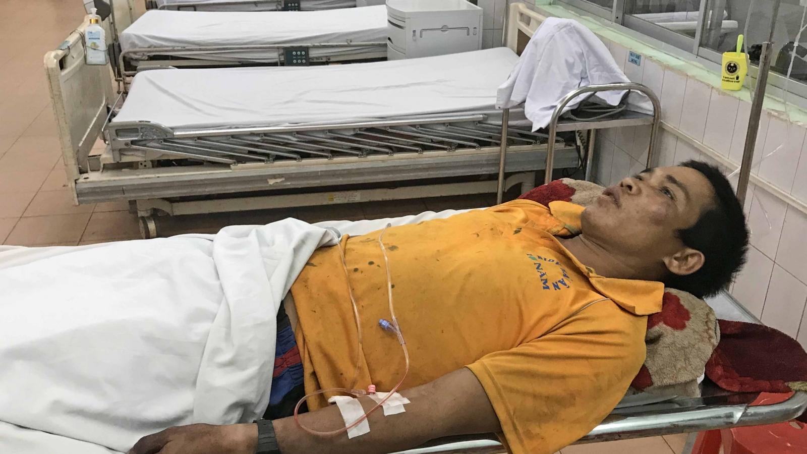 Tích cực cứu chữa 3 nạn nhân nghi bị bắn bằng đạn hoa cải ở Gia Lai