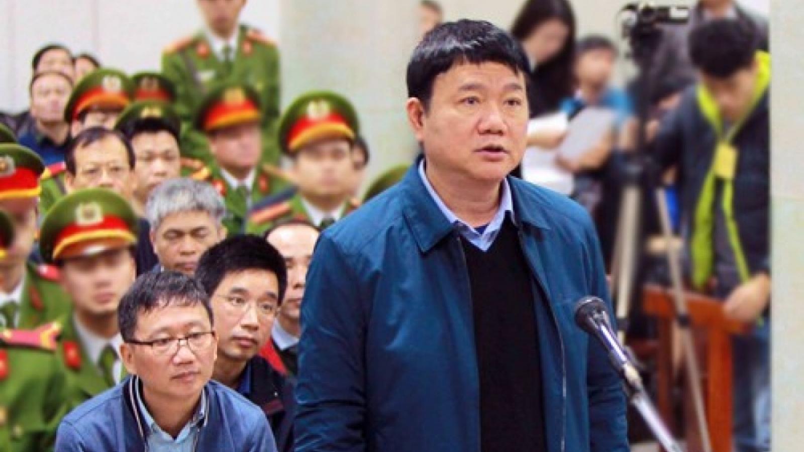 Nóng 24h: Hôm nay xét xử ông Đinh La Thăng tại TPHCM