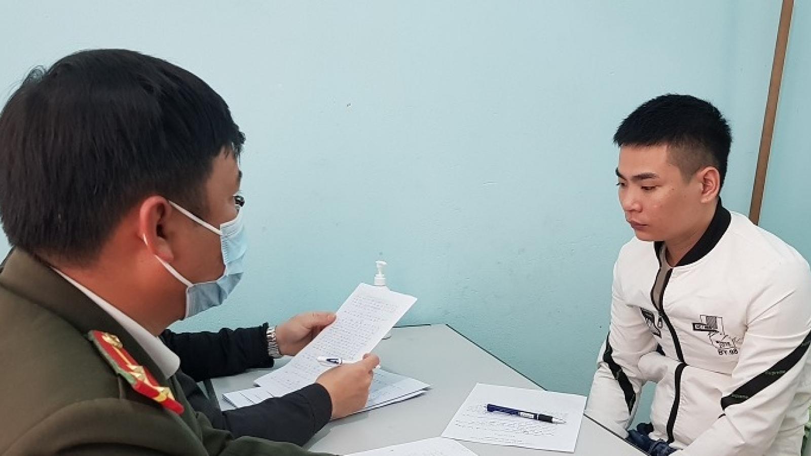 Bắt đối tượng truy nã qua rà soát người xuất cảnh trái phép do Trung Quốc trao trả