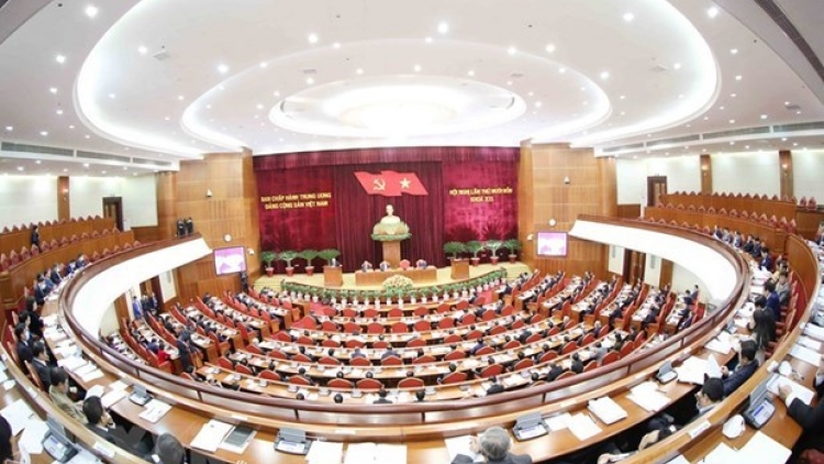Draft reports to 13th National Party Congress tabled at Party Central Committee's session