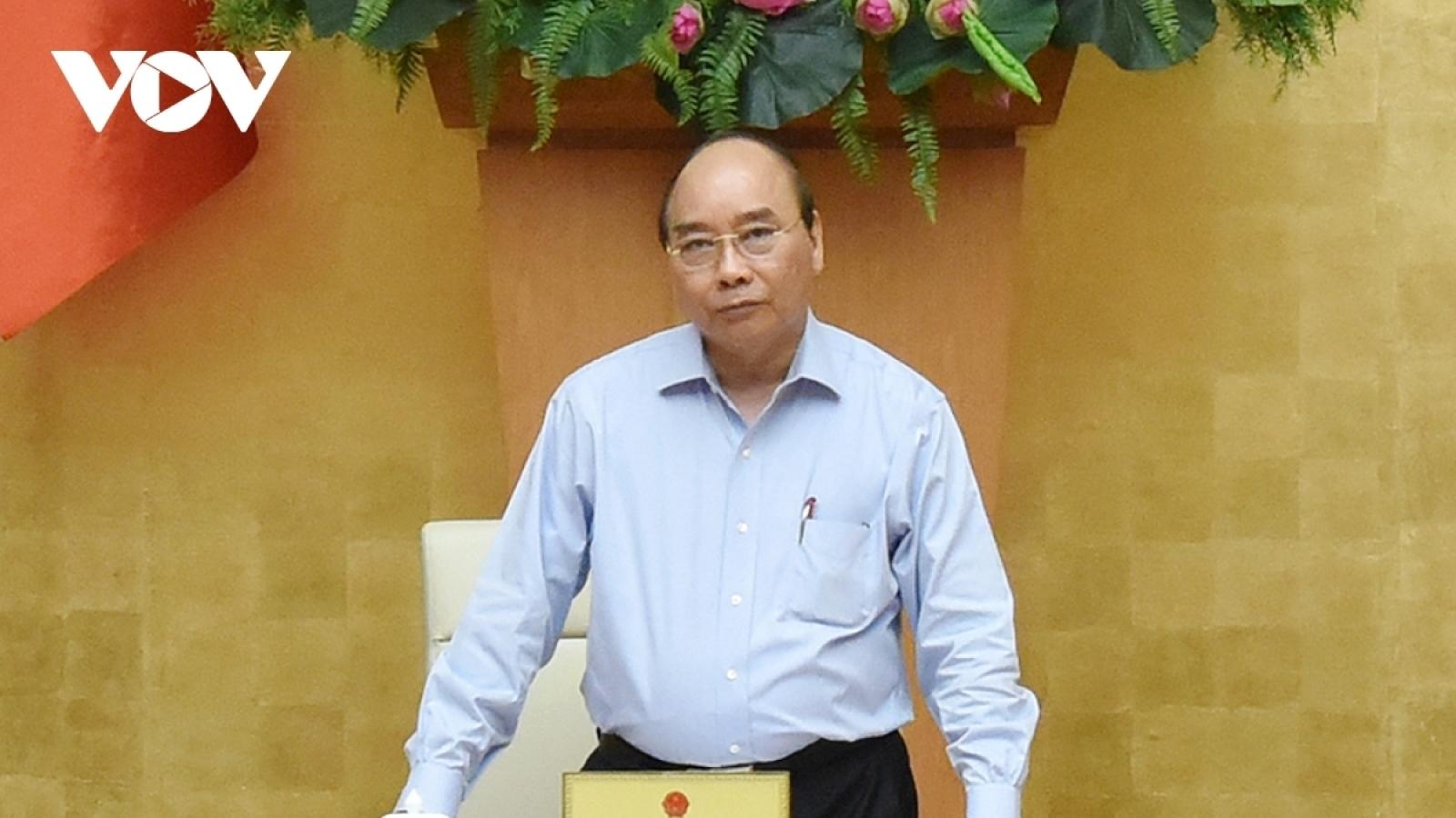Thông điệp của Thủ tướng Nguyễn Xuân Phúc nhân Ngày quốc tế Phòng chống dịch bệnh
