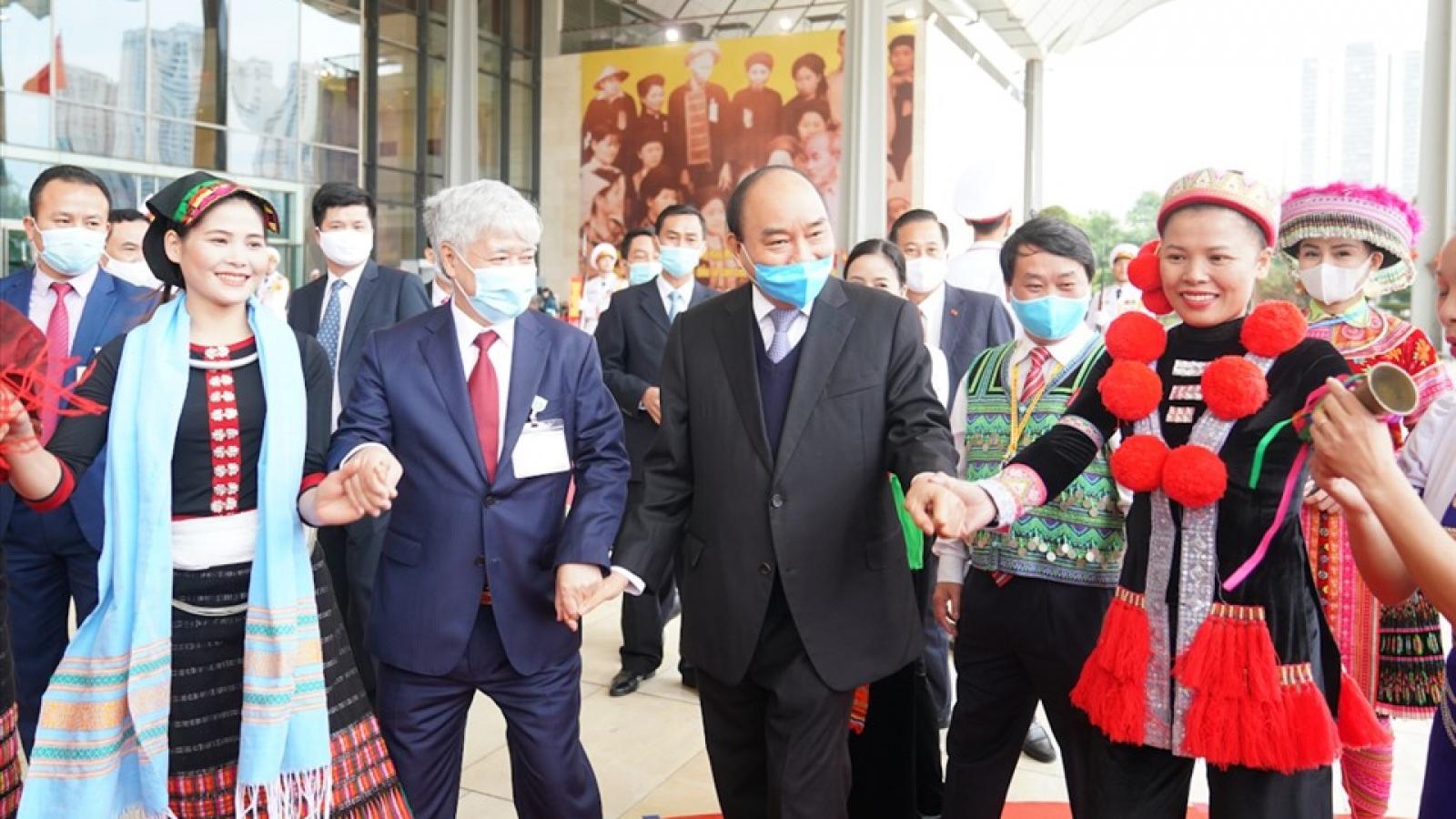 Đại hội đại biểu các dân tộc thiểu số Việt Nam lầnII: Hòa vào dòng chảy 54 dân tộc anh em