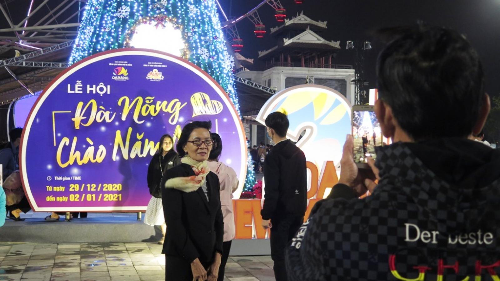 Từng bừng khai mạc Lễ hội Đà Nẵng chào năm mới 2021