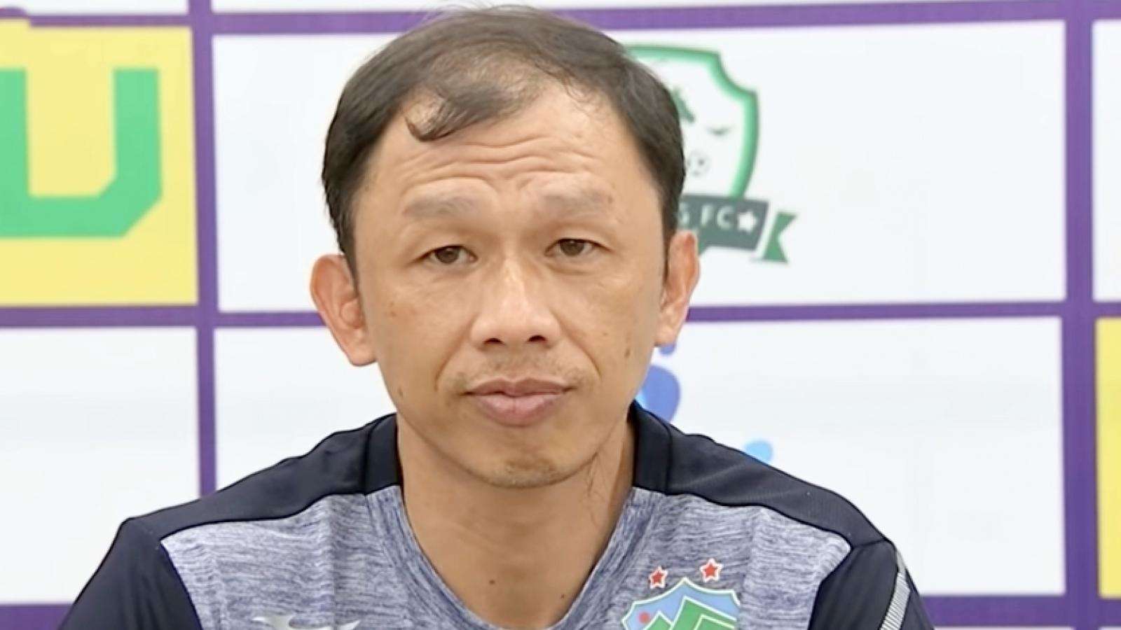 Trợ lý Dương Minh Ninh nói điều bất ngờ khi HAGL thua đậm Bình Dương