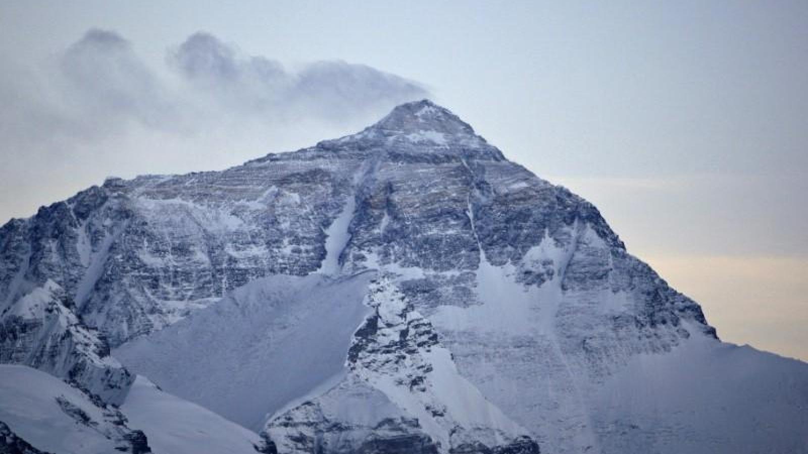 Nepal sắp cập nhật chiều cao của đỉnh Everest