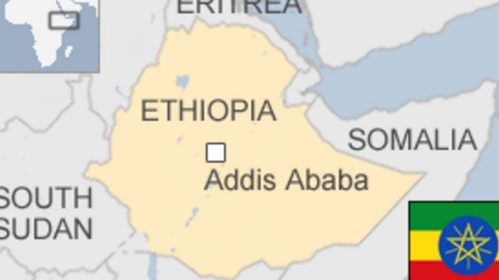 Vụ tấn công đẫm máu tại Ethiopia: Số người chết đã lên tới 207