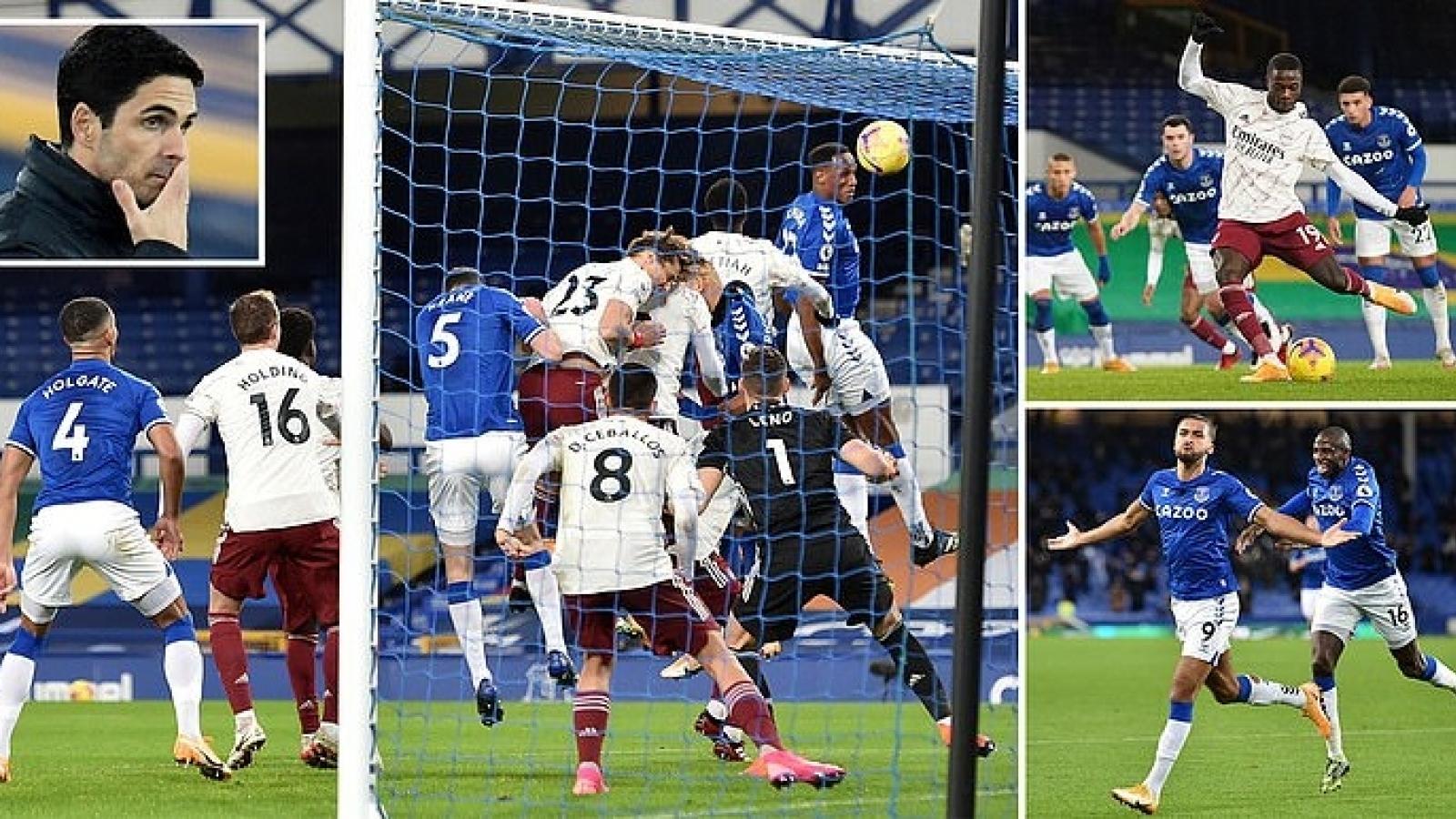 Premier League: Man City áp sát top 4, Arsenal chìm trong khủng hoảng