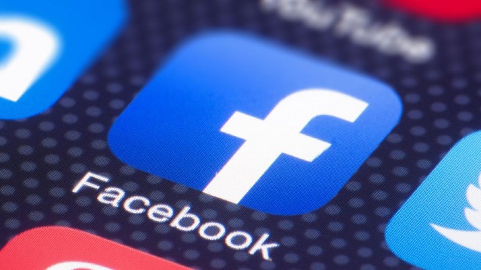 Các bang của Mỹ có kế hoạch khởi kiện Facebook