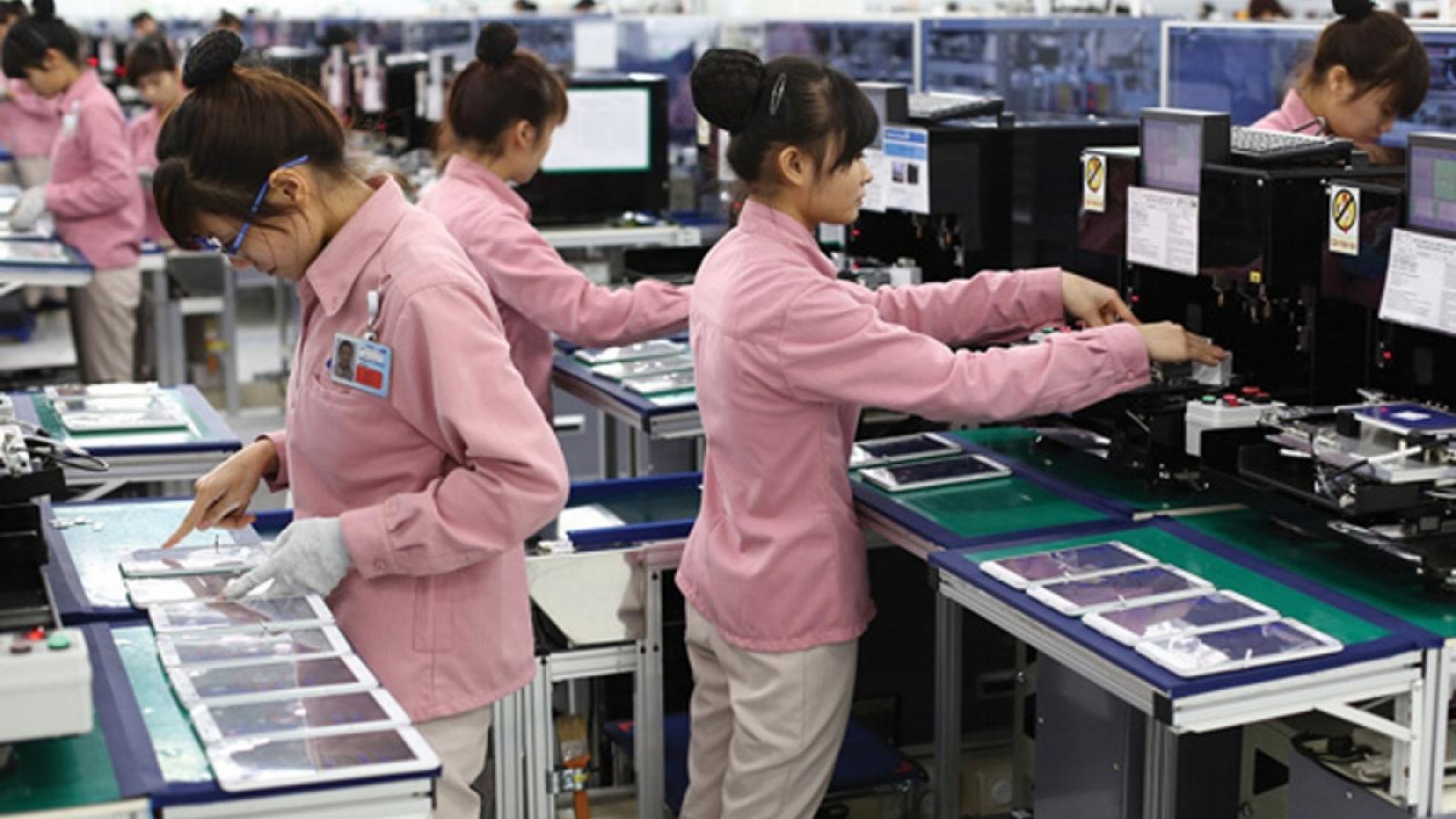 28,5 tỷ USD vốn đầu tư nước ngoài rót vào Việt Nam trong năm 2020