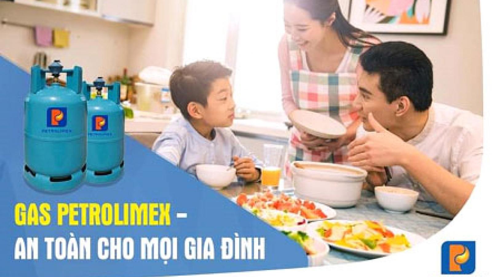 Gas Petrolimex: Nỗ lực vì sự an toàn chất lượng và quyền lợi người tiêu dùng