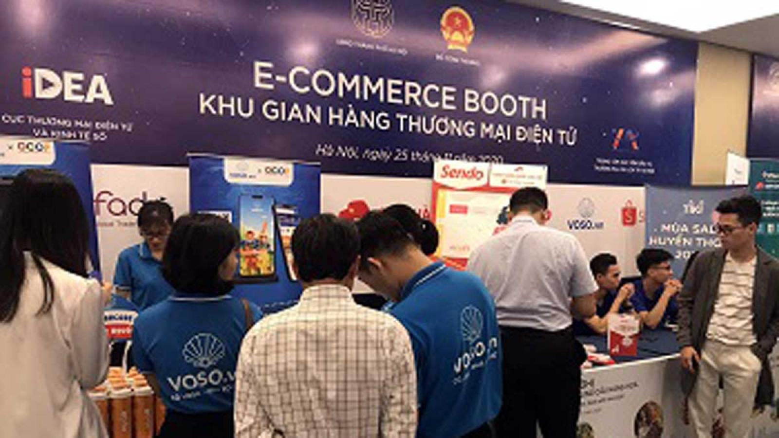 """""""Gian hàng Việt trực tuyến"""": Cơ hội cho sản phẩm Made in Việt Nam"""