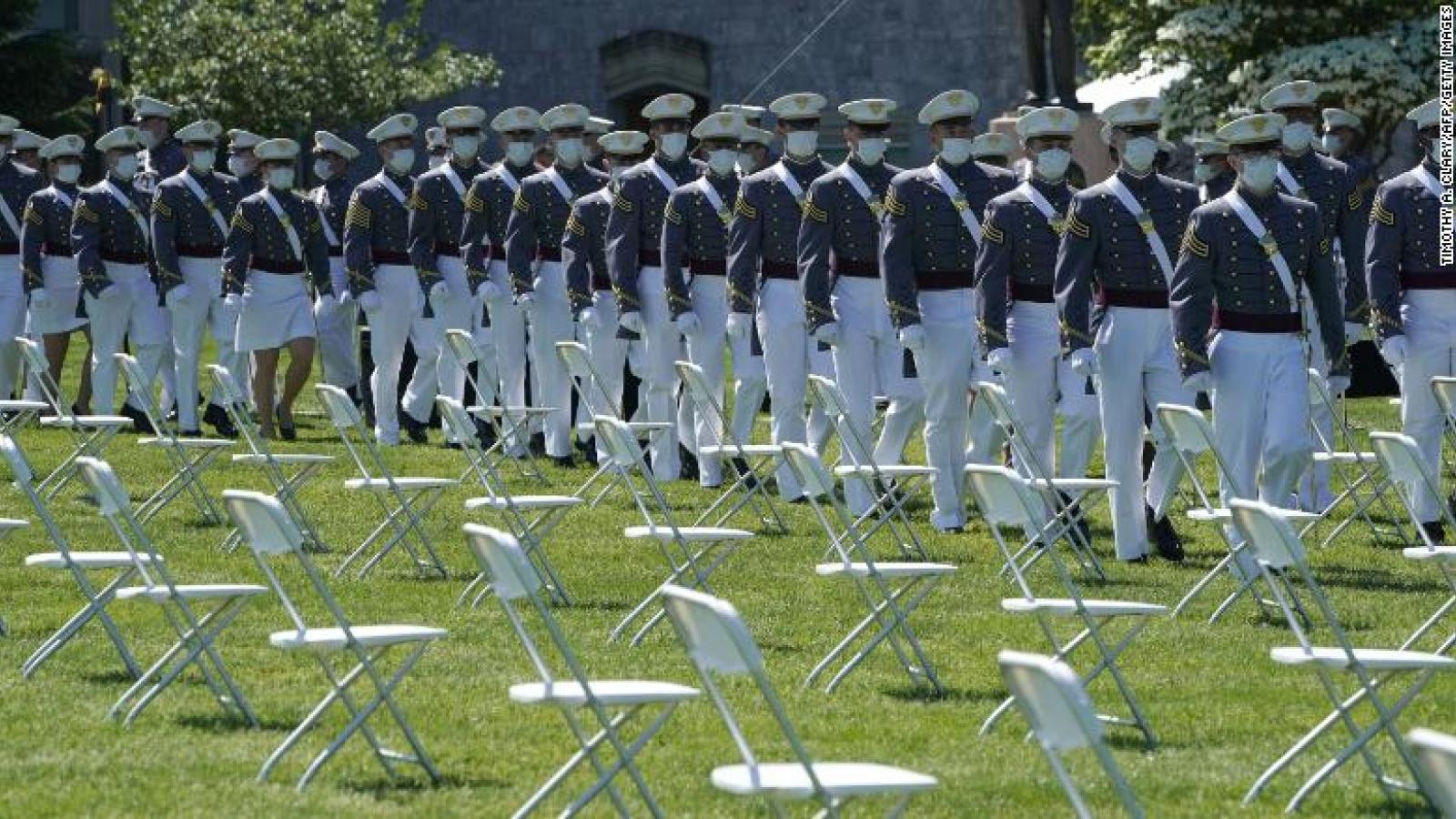 Bê bối gian lận thi cử ở Học viện quân sự hàng đầu của Mỹ