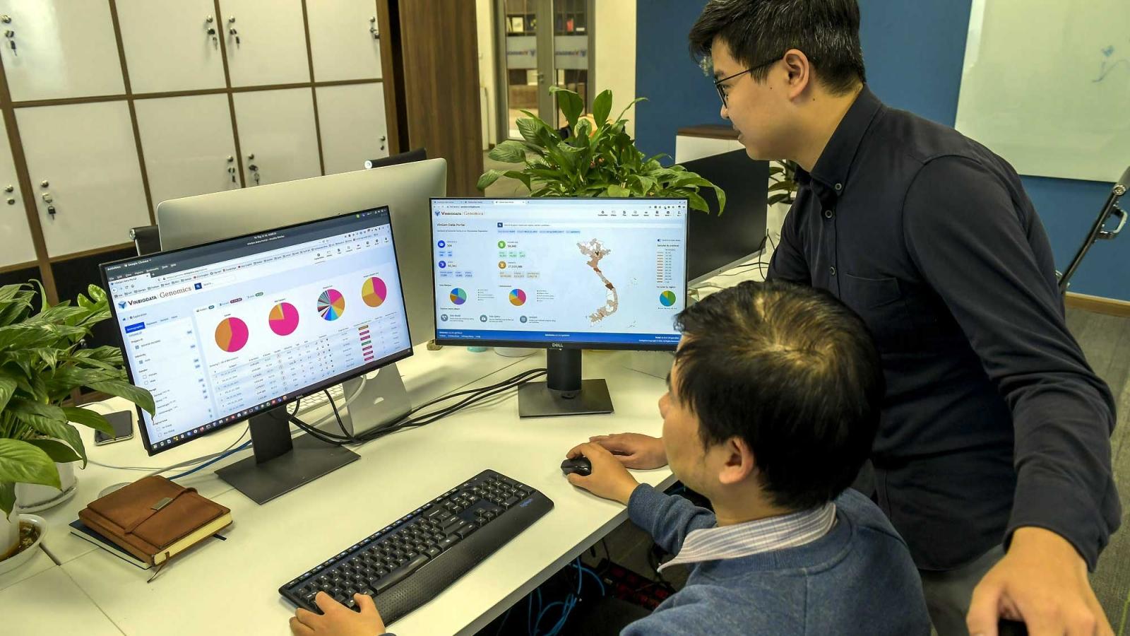 Vingroup ra mắt Hệ thống quản lý dữ liệu y sinh lớn nhất Việt Nam