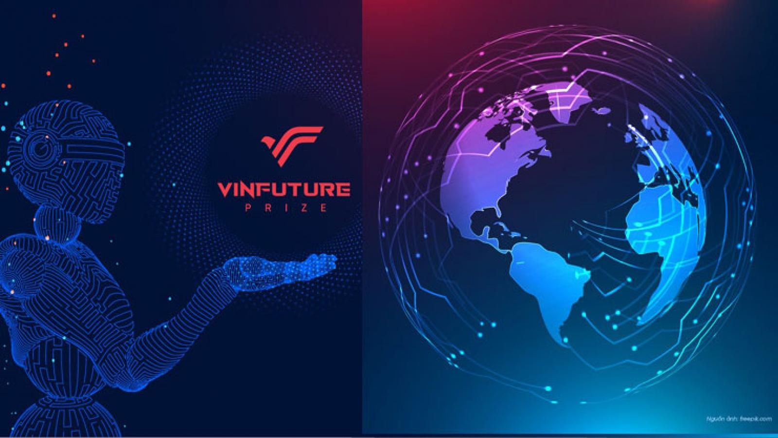 Vingroup công bố Giải thưởng khoa học và công nghệ toàn cầu có giá trị lớn nhất thế giới