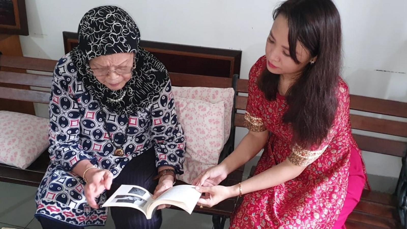 Ký ức cựu phu nhân ngoại giao Indonesia từng sống trong thời chiến Việt Nam