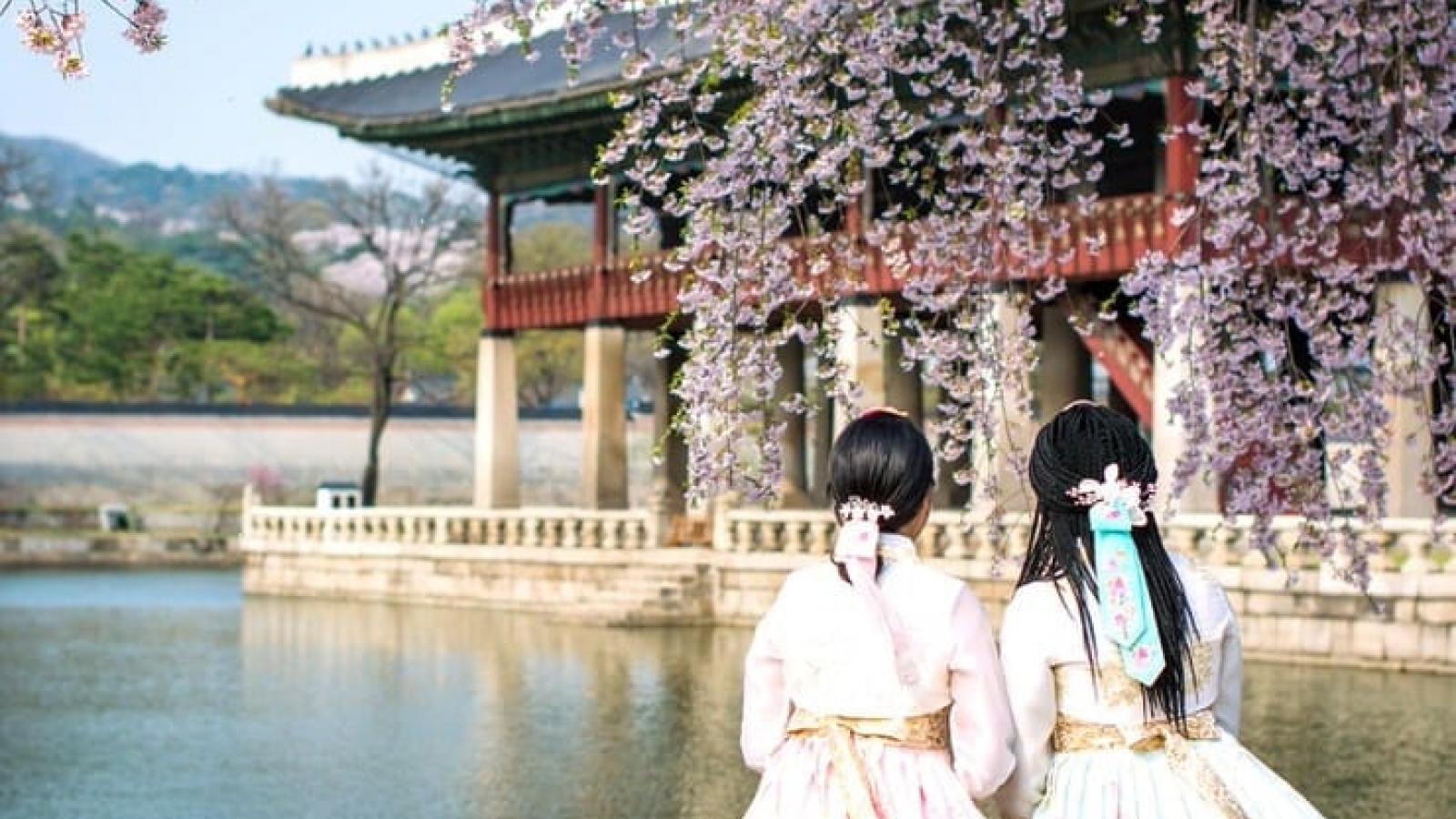 Khách nước ngoài đến Hàn Quốc thấp kỷ lục trong vòng 32 năm qua