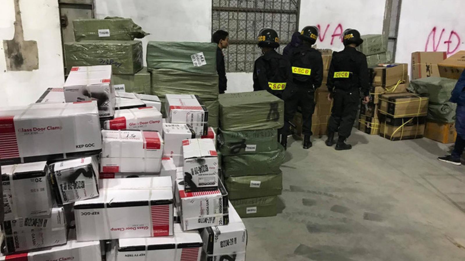 Đình chỉ 6 cán bộ hải quan liên quan vụ buôn lậu tại cửa khẩu Bắc Phong Sinh
