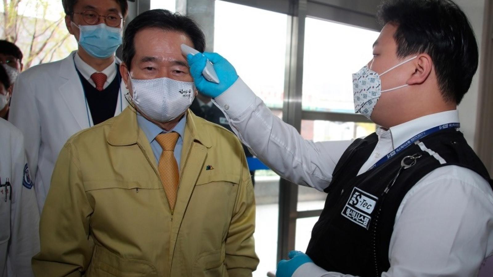 Hàn Quốc ghi nhận các ca đầu tiên nhiễmbiến chủng của virus SARS-CoV-2