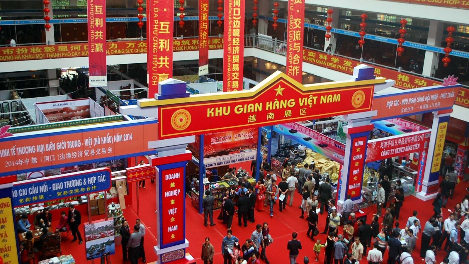 Hội chợ biên giới Việt - Trung sẽ tổ chức trực tuyến