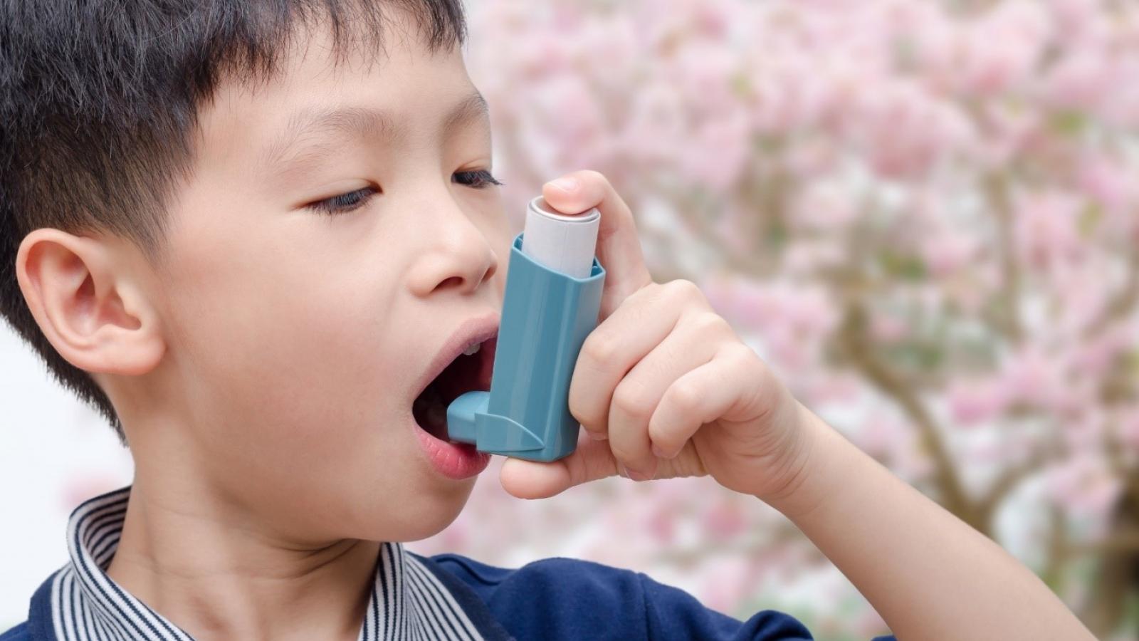 Dấu hiệu phân biệt bệnh hen và viêm đường hô hấp ở trẻ em